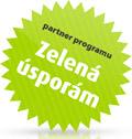 Elefant Praha-partner programu zelená úsporám